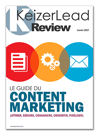 Guide du Content Marketing KeizerLead